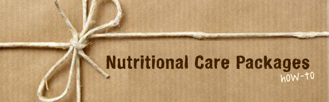 nutritional care packages