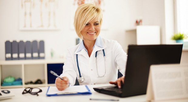 E-healthcare enables patients to consult with a provider from their home - their comfort zone.