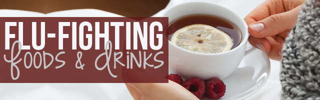 6 Flu-Fighting Foods and Drinks