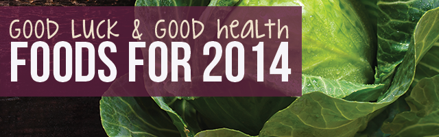 Eating for Good Luck and Good Health in the New Year