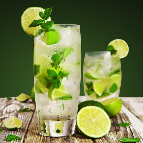 St. Patrick's day healthy drinks