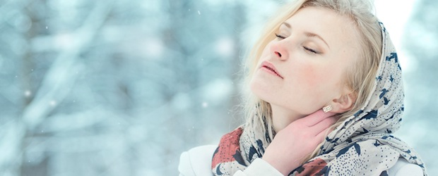 True or False? You don't need sunscreen during winter.