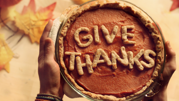 The Surprising Health Benefits of Giving Thanks