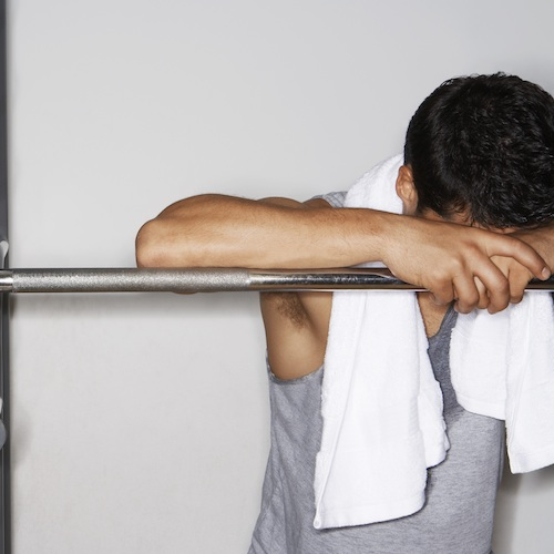 4 Signs You Are Too Sick To Work Out