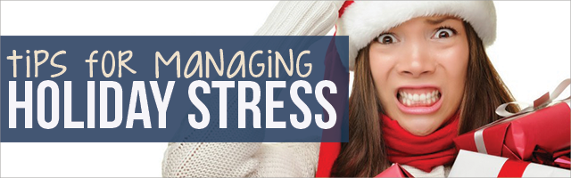 Health Brief: Managing Holiday Stress