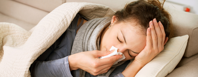 Is It Just The Flu? 4 Signs You Should See The Doctor